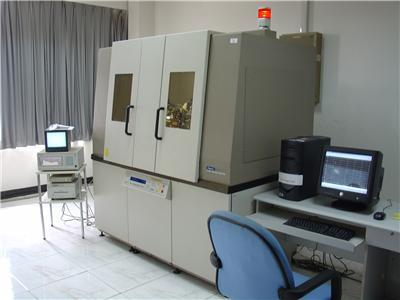 Liquid X-ray diffractometer