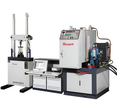 Electro-hydraulic servo fatigue testing machine