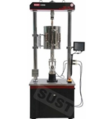 Electronic high-temperature creep rupture strength testing machine